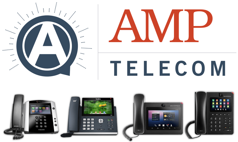 Amp Telecom Cloud PBX VOIP
